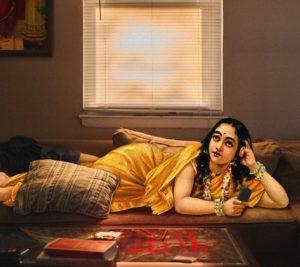 indian artist