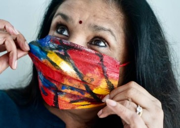 With people locked in there might be a new wave of attention to art, says Sujata Bajaj