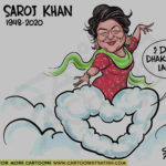 Bollywood's classic yet contemporary choreographer Saroj Khan passes away at 71