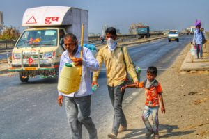 coronavirus pandemic india