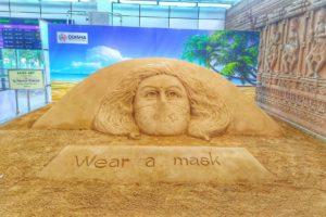 sand art love