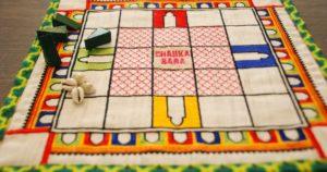 Chowka Bhara game