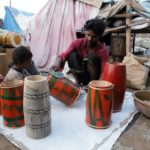 Delhi's drum makers abandon art for rag picking during pandemic