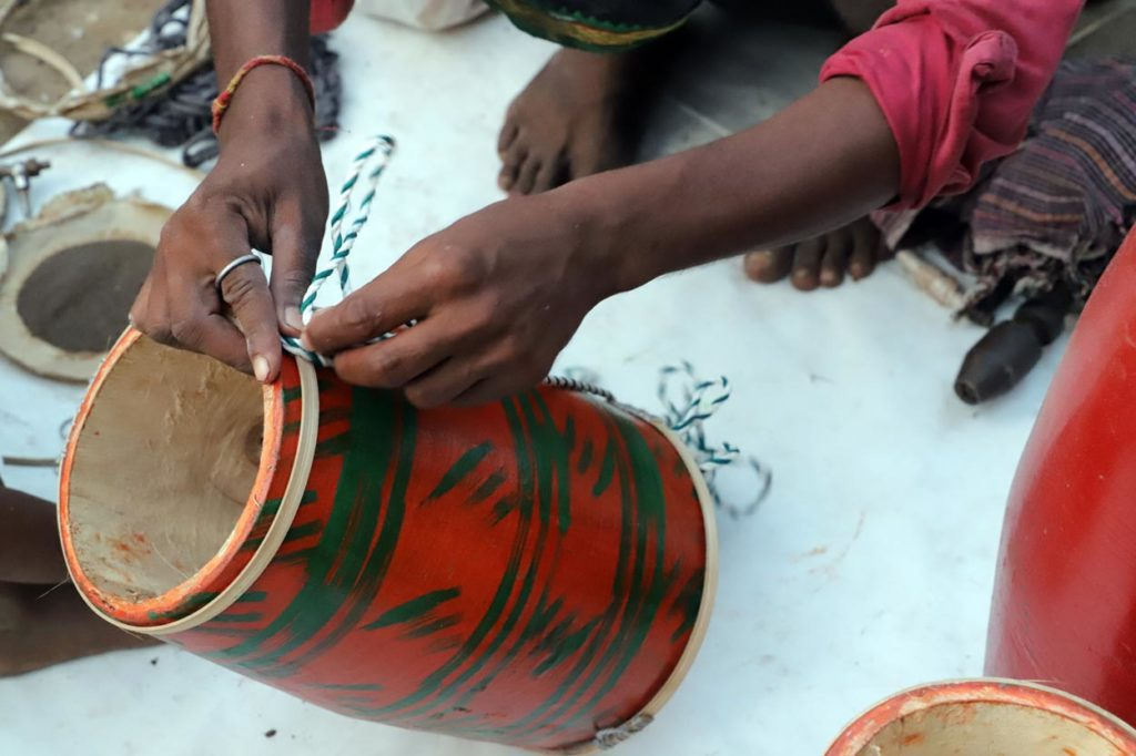 dholak makers