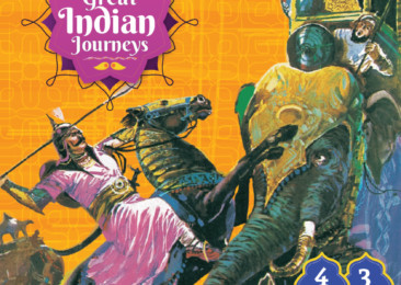 Amar Chitra Katha inspires Great Indian Journeys for SOTC & Thomas Cook