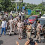 farmers protest delhi ncr
