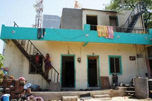 Shingnapur houses