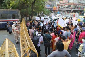 Gurmandi protest