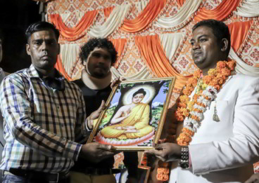 236 dalits adopt Buddhism in protest against Hathras Case