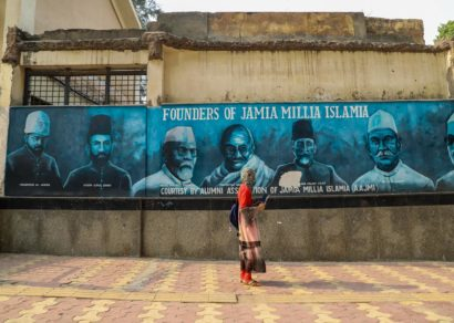 100 years of Jamia Millia Islamia University
