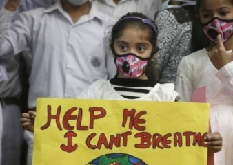 1.67 million deaths due to air pollution in India, says study