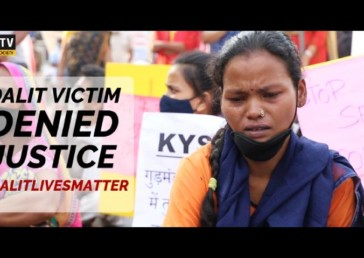 New Delhi police try to suppress alleged rape & murder of dalit minor