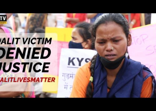 New Delhi police try to suppress alleged rape & murder of dalit minor