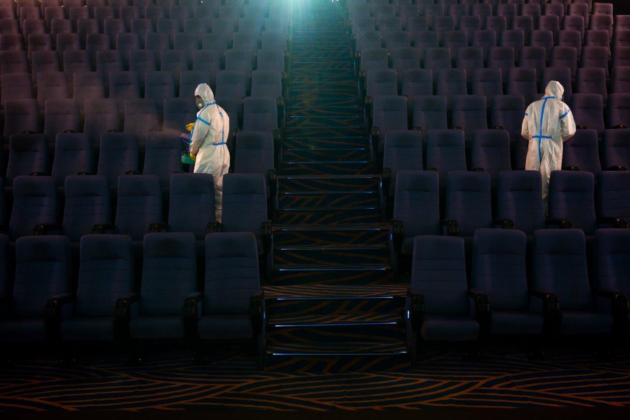 Cinemas struggle to resume after Covid19 intermission
