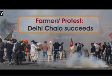 Victorious farmers enter New Delhi as government blinks