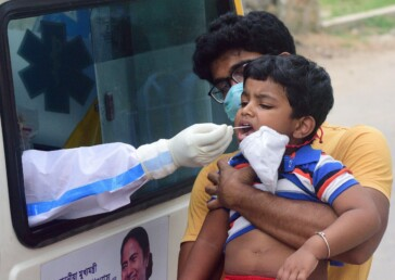 Missed vaccinations may make children worst victims of Covid