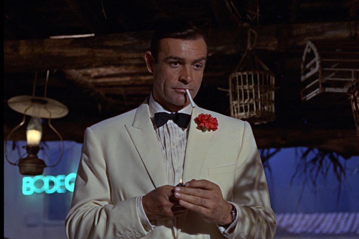 The name stays 'Bond, James Bond'