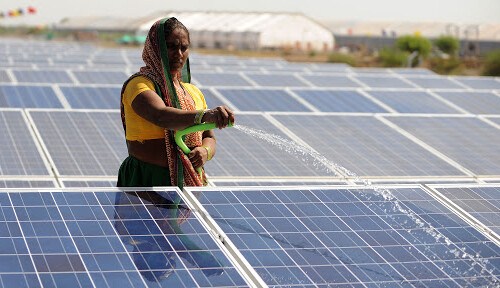 Crashing prices, low demand to hit India's solar power ambitions