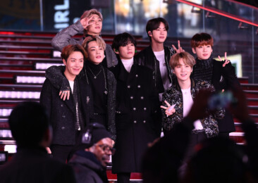 K-Pop band BTS, a sensation larger than life