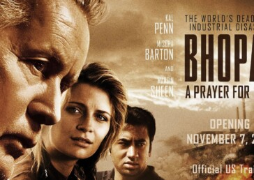 Recollections of Bhopal Gas Tragedy on the silver screen