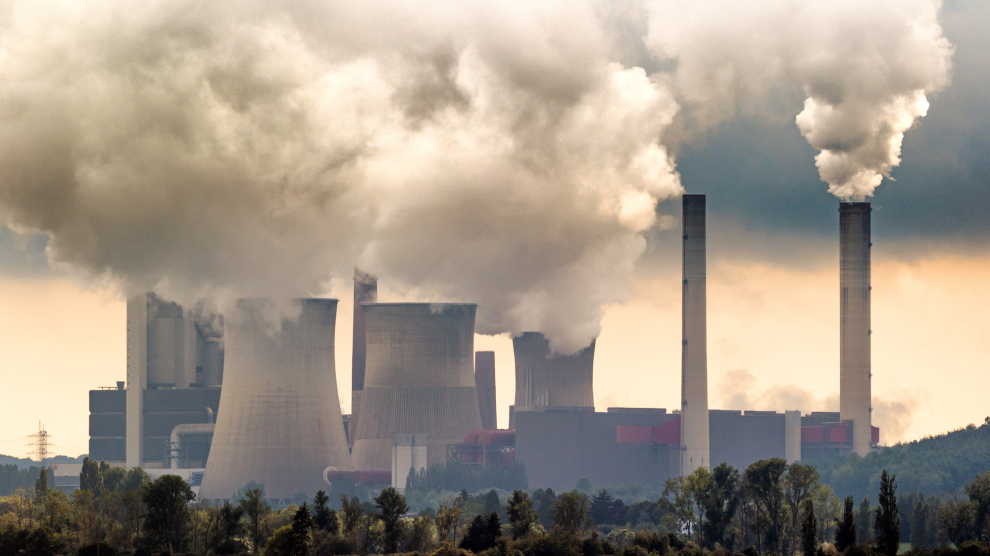 Carbon neutral economy can be historical 'new normal'