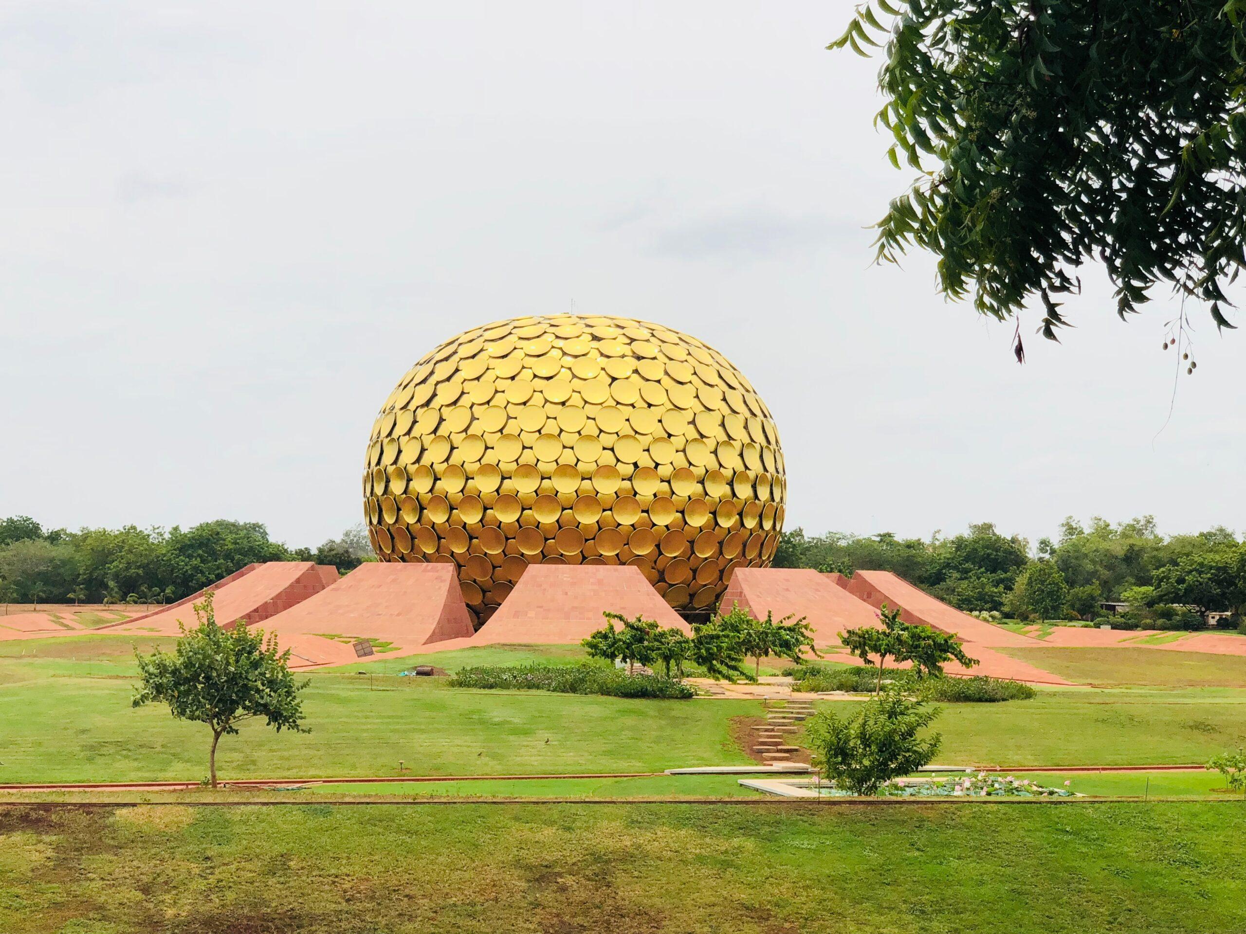 Utopian aura of Auroville