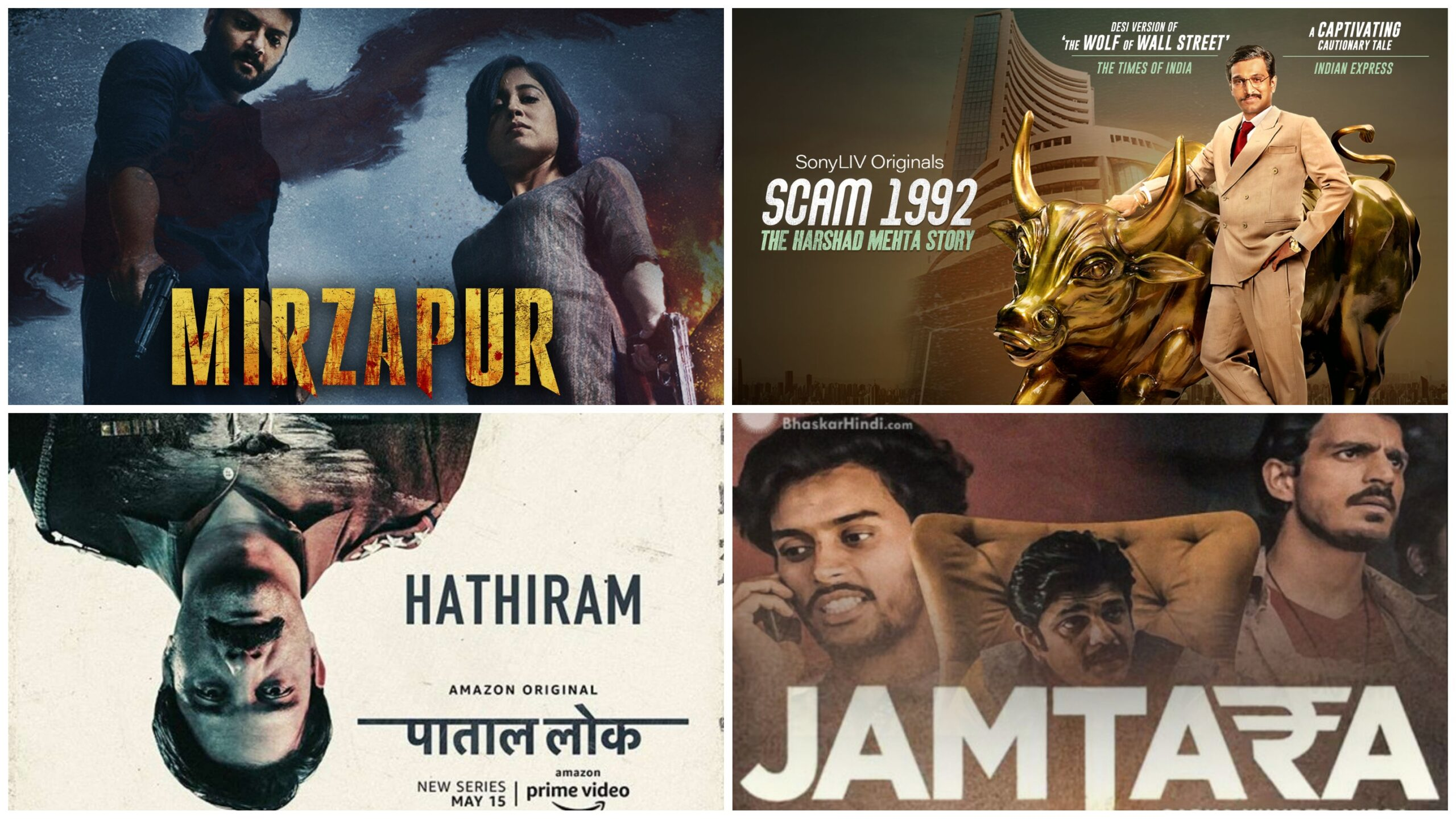 Web series that rose to unscaled heights in 2020
