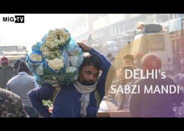 Okhla Mandi vegetable sellers support protesting farmers