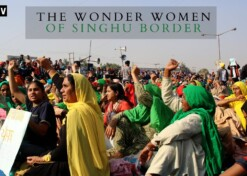 The Wonder Women of Singhu Border