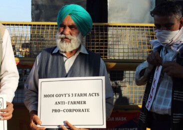 Farmers reject government proposal, to intensify stir
