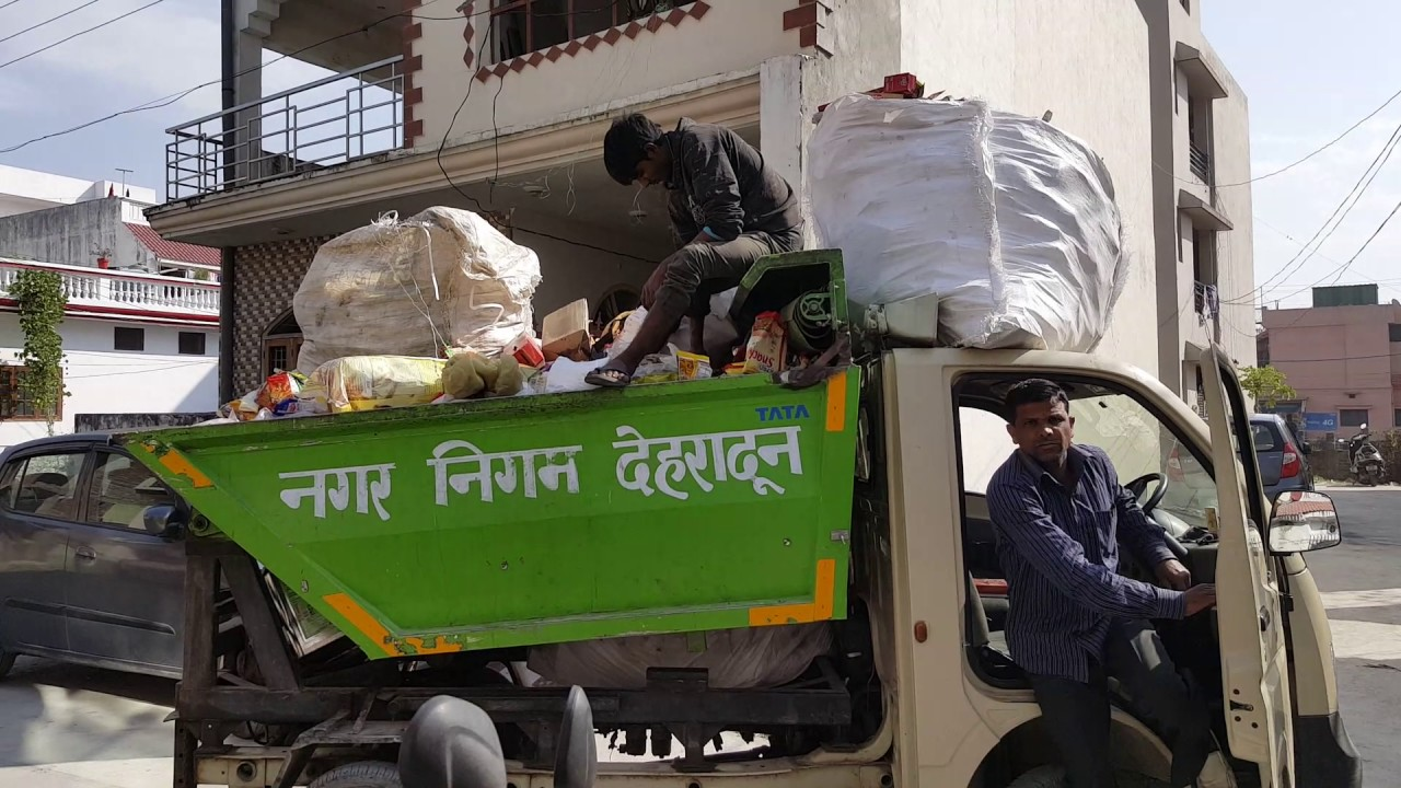 Dehradun is drowning in its own waste