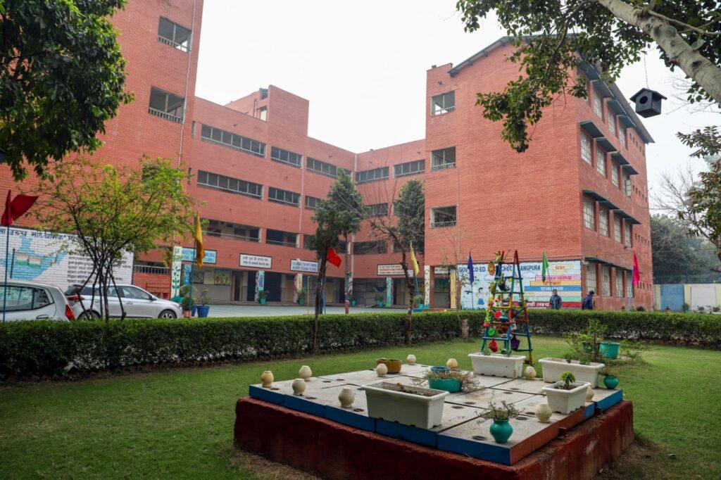 jangpura school