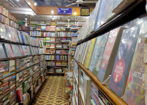 Pandemic chokes bookstores, but books survive