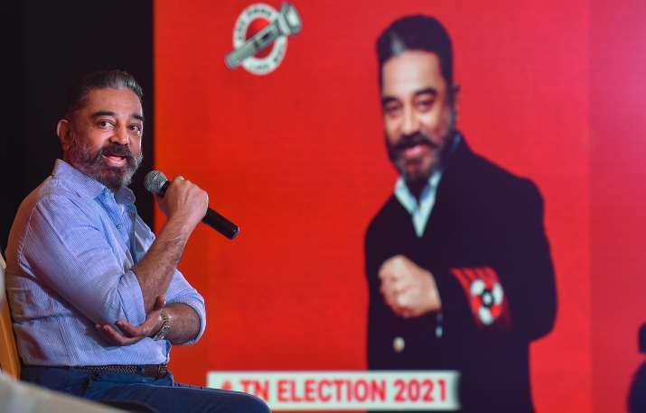 Wages for housewives: Kamal Haasan's MNM party manifesto stirs debate