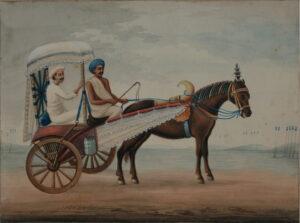 Patna_Shiva-Lal_ekka_Patna-Kalam-painting