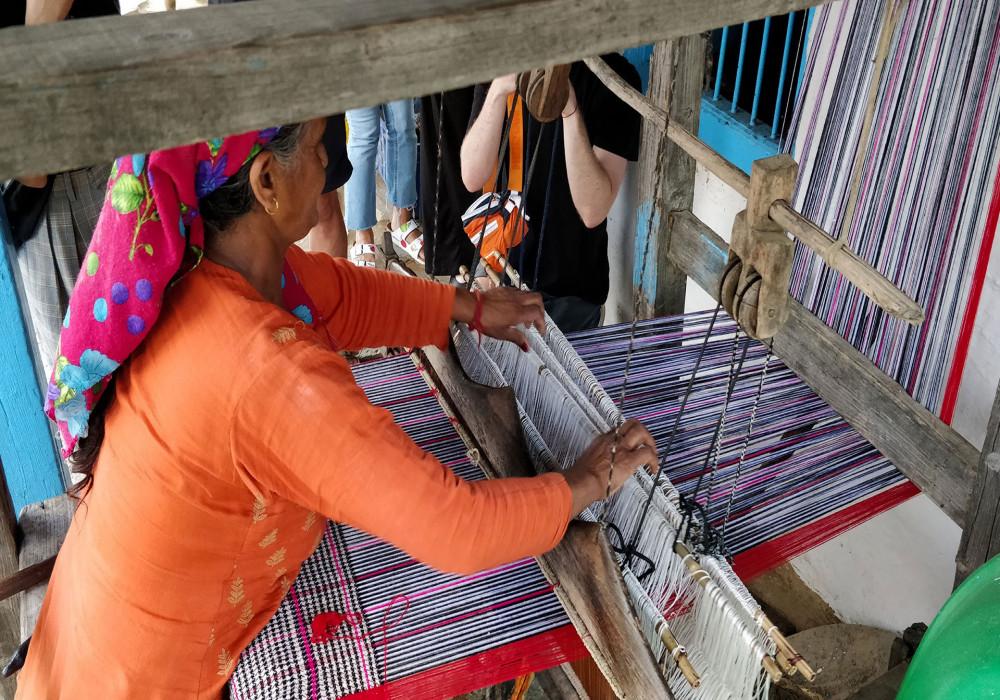 Weaving a regional heritage in Dakmanda