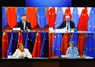 EU-China investment deal clouds ties with US