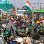 farmers rally at singhu border
