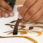 Arabic Calligraphy: Art in alphabets