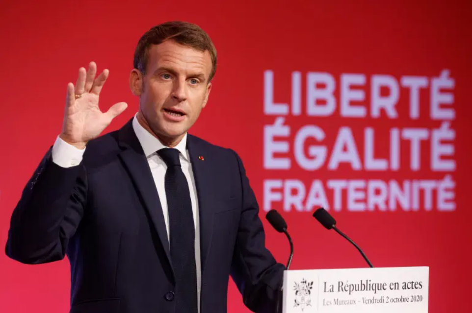 Loi Separatisme: French society sharply divided over controversial law passed by National Assembly