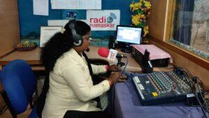 community radio station