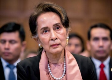 Myanmar coup: Don't shed tears for Aung San Suu Kyi