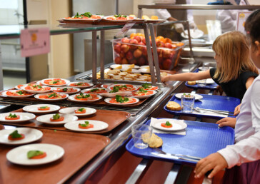 Lyon school canteens going vegetarian: The meat of the matter