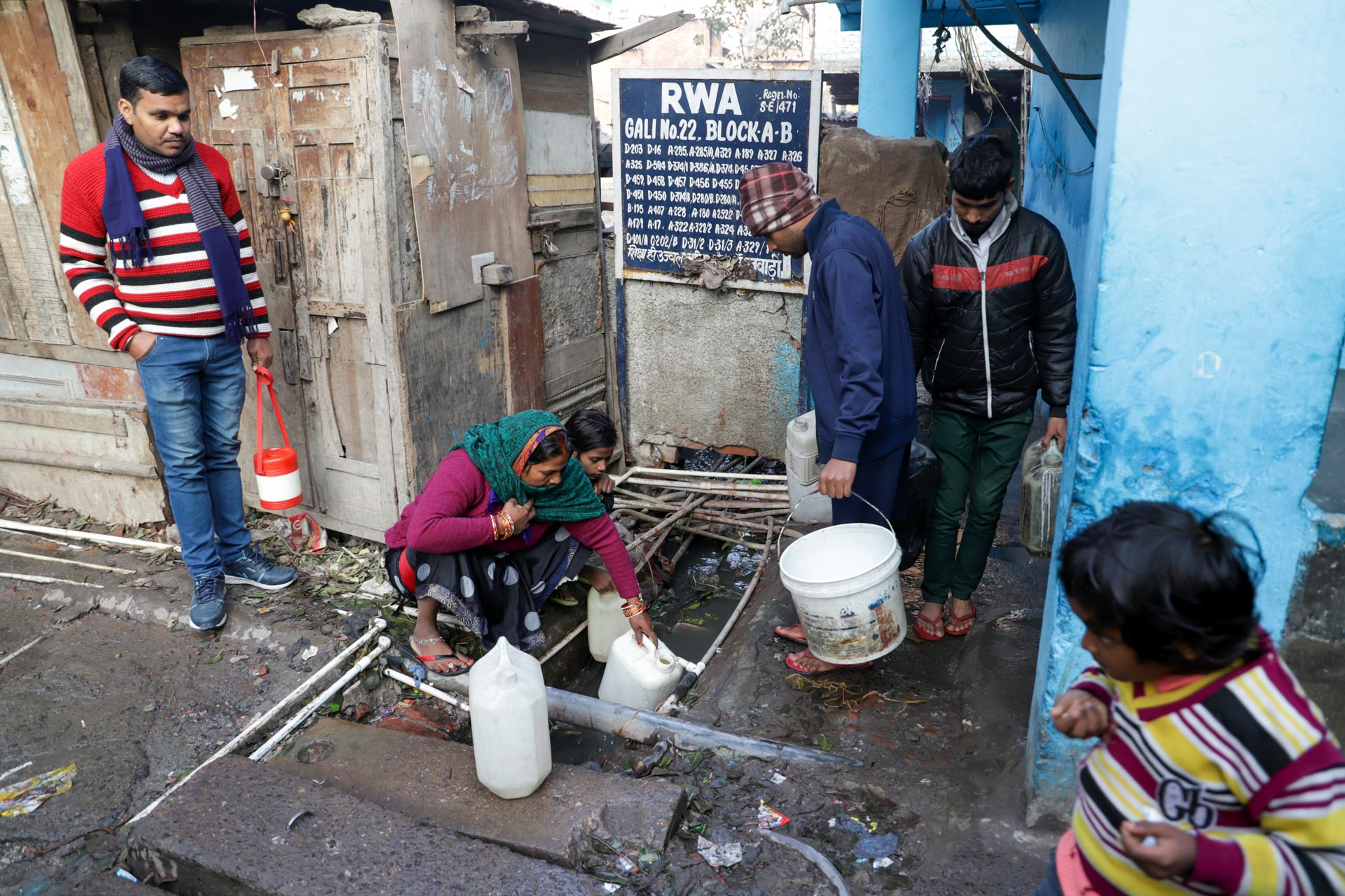 World Water Day 2021: Drinking water shortage in India