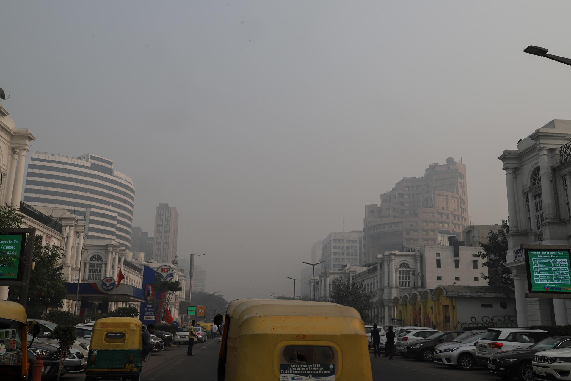 Air Pollution: India again tops dubious global list