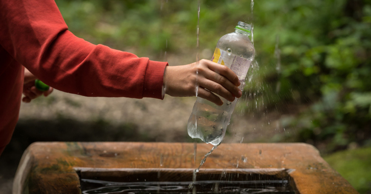 Water, Water Everywhere. But where exactly? Treasure hunt for water begins