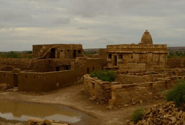Haunted homes of Rajasthan's Kuldhara