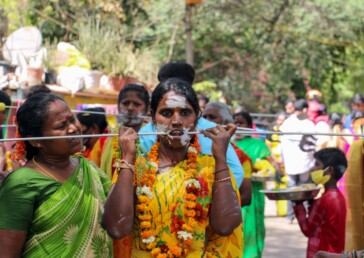 Delhi's Tamilians celebrate Panguni Uthiram festival
