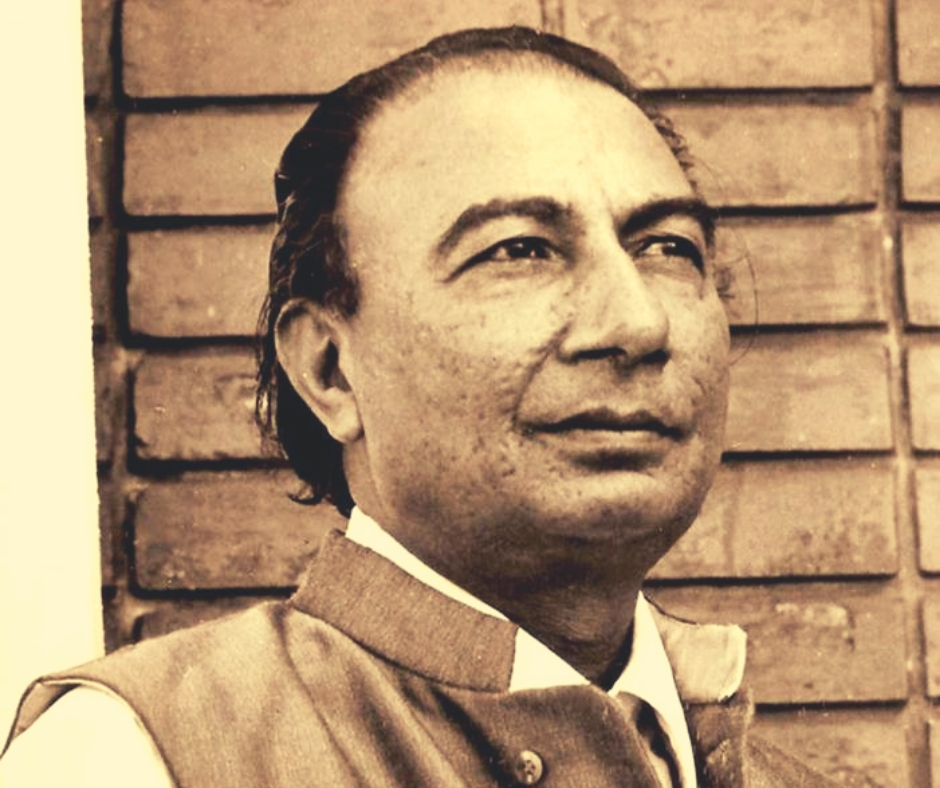 Remembering Sahir Ludhianvi – the pacifist poet