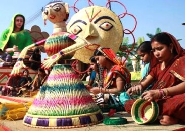 Sikki craft: Art made of golden grass in Bihar